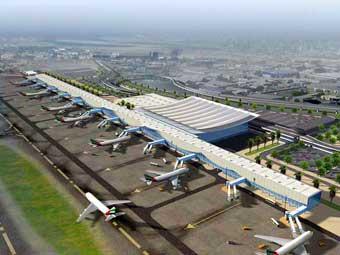 北京 迪拜/芝加哥机场